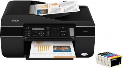 Epson Stylus Office BX310FN — szybkie sieciowe urządzenie wielofunkcyjne dla małego biura