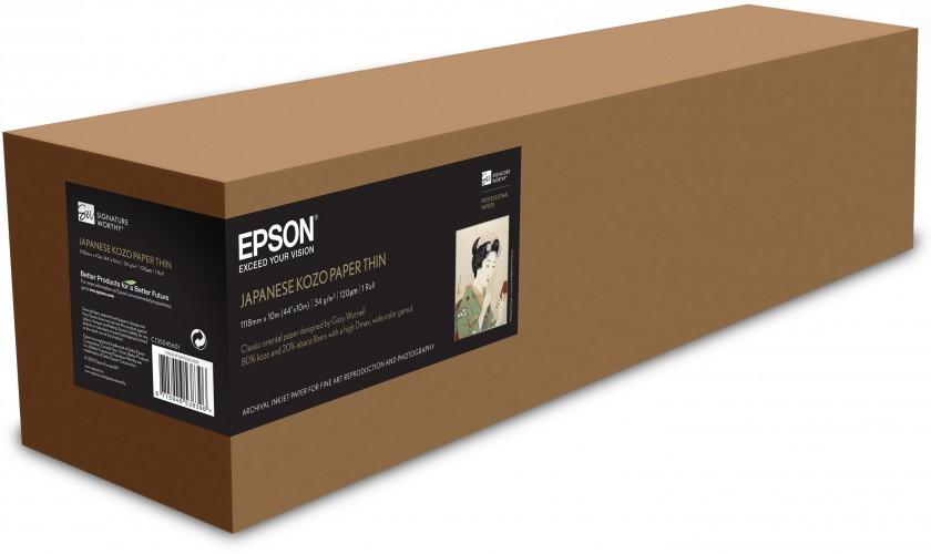 Neues Epson Japanese Kozo Paper