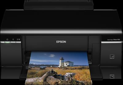 Epson wprowadza do sprzedaży drukarkę Stylus Photo P50