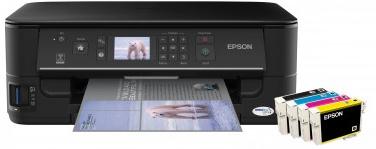 Epson prezentuje bezprzewodowe urządzenie wielofunkcyjne z szybkim drukiem dwustronnym
