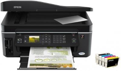 Epson Stylus Office BX610FW - czterofunkcyjne urządzenie dla nowoczesnego biura