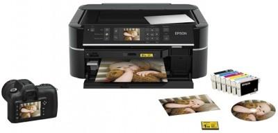 Epson Stylus Photo PX650