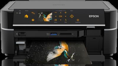 Multifunkční tiskárna ideální pro fotoamatéry