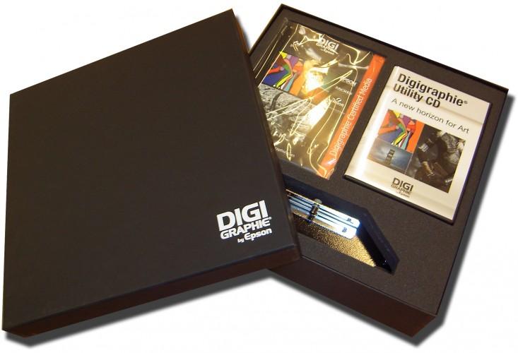 Avec la Digigraphie®, Epson offre à l'art un nouvel horizon
