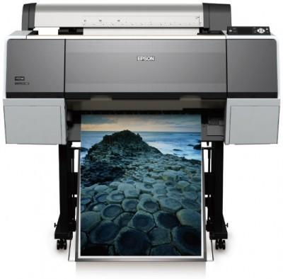Wielkoformatowe drukarki urzeczywistniają naturalne kolory