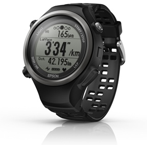 Epson launches Runsense GPS sports monitor with built-in optical heart rate sensor technology