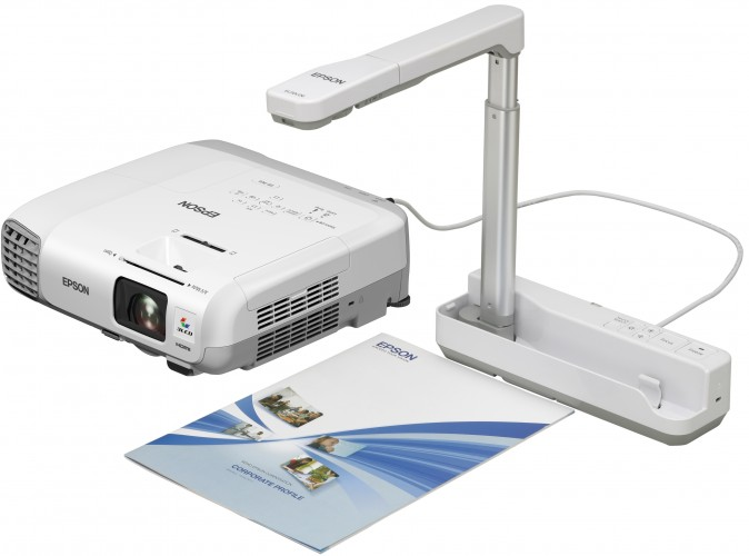 Mitgedacht: Epson Projektoren mit Moderationsfunktion