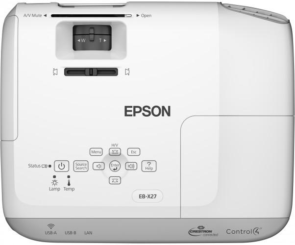 Epson kondigt draagbare kantoorprojectoren aan