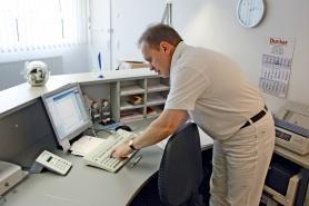 Allrounder von Epson im Einsatz in der Praxis Dr. Batke