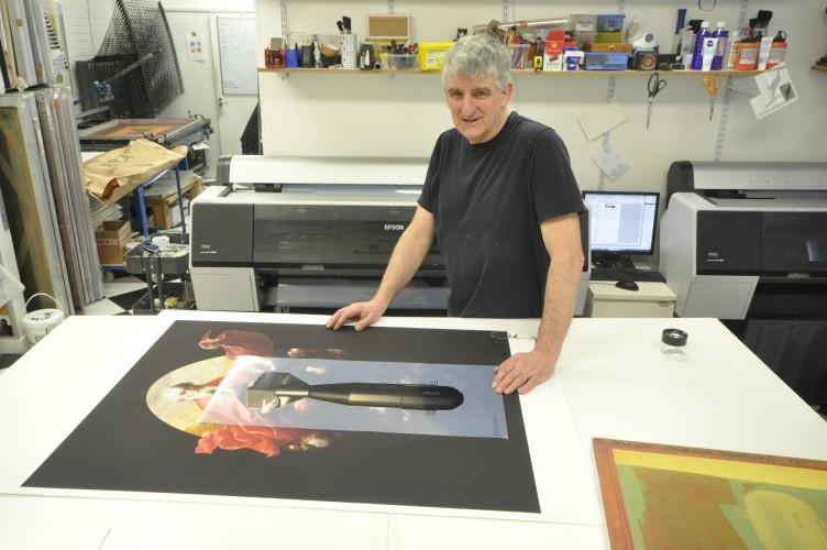 LA SOLUCIÓN DE FILMADORA DE FOTOLITOS DE INYECCIÓN DE TINTA DE COLOURBYTE