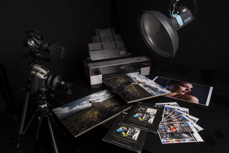 PhotoGenia customers demand Epson print quality
