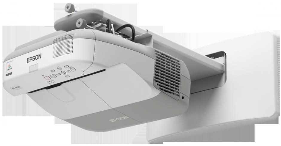 Interactieve projectoren en moderne schoolborden voor Minkema Collega