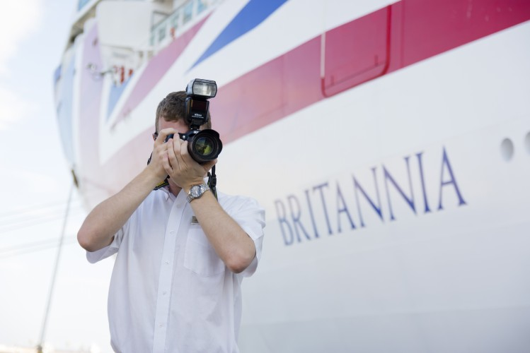 The Ship's Photographer