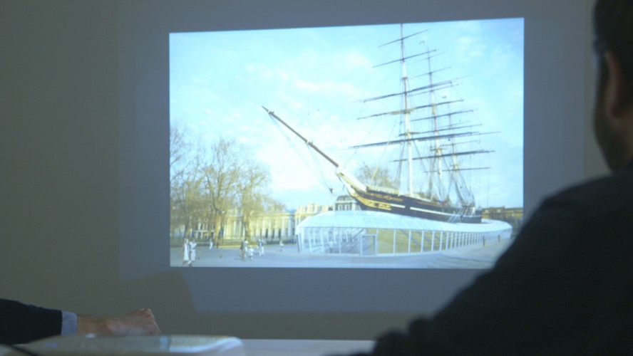 GRIMSHAW ARCHITECTS HAPPY TO RELY ON EPSON FOR SOLID PRESENTATION FOUNDATIONS - PDF CASE STUDY