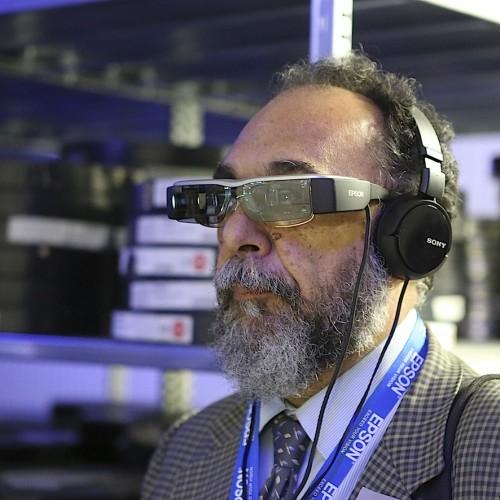 El Museo del Cine de Milán prefiere las gafas Moverio