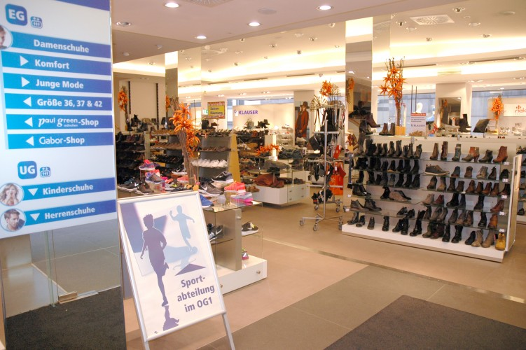 Klauser shoes relies on Epson