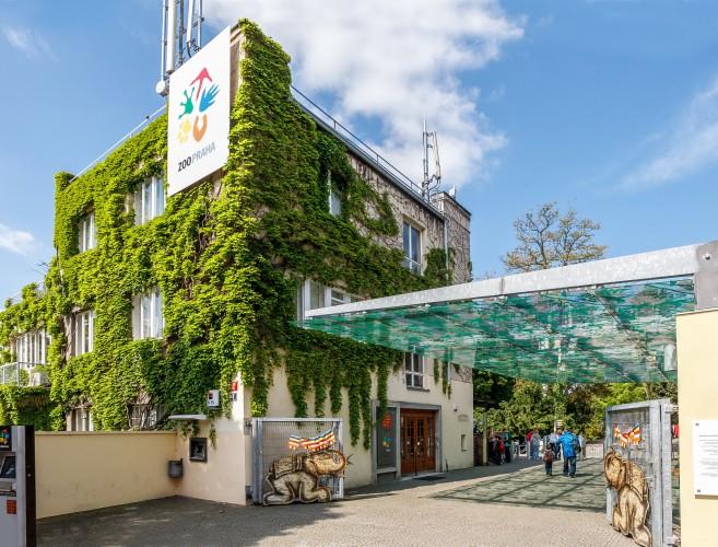Prager Zoo setzt vollständig auf Epson Lösungen