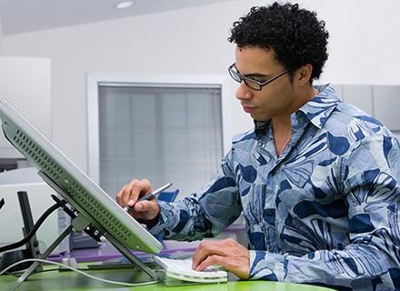 Technologie am modernen Arbeitsplatz