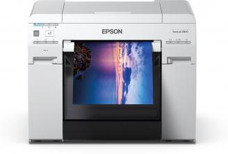 Компанія Epson представила професійну мініфотолабораторію для комерційного друку