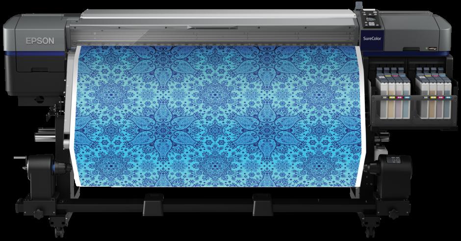 Epson annonce la sortie de sa nouvelle imprimante à sublimation haute productivité pour textile