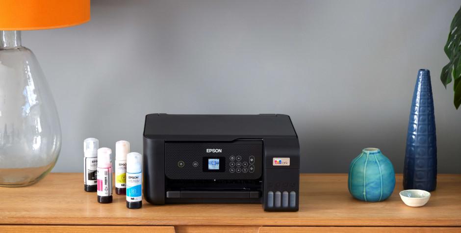 Epson uudistaa palkittujen EcoTank-tulostimiensa valikoiman