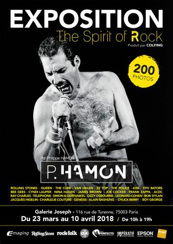 Les stars mondiales du Rock en toute intimité avec l'exposition The Spirit Of Rock