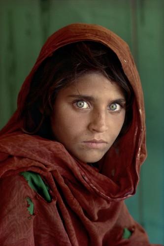 Epson side om side med Steve McCurry for å fortelle hans (og vår) historie
