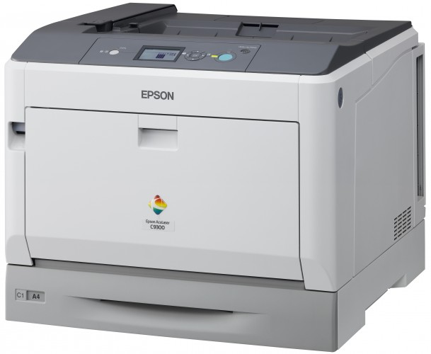 Travail en réseau et faible coût total de possession grâce à des imprimantes A3 couleur et noir et blanc compactes