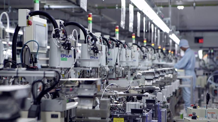 Epson'dan Yılda 19 Milyon Yazıcı, Saatte 300 Adet Projektör