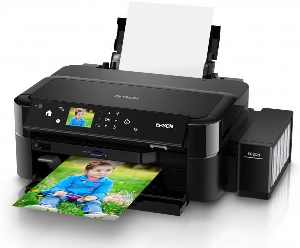 Epson L810 - imprimanta foto ideală pentru acasă
