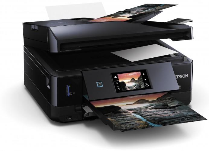 Epson lanserar tre nya fotoskrivare med WiFi och sex färger