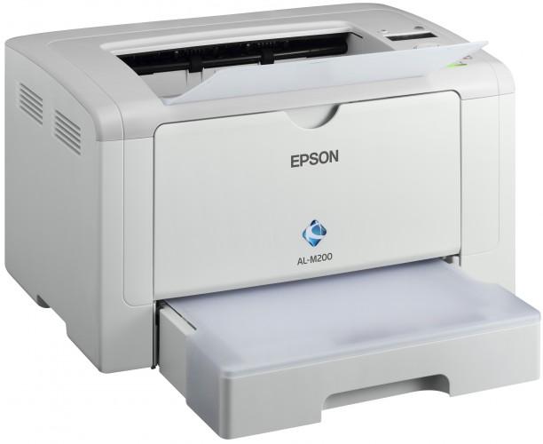 Epson WorkForce AL-M200 sorozat: kategóriájában a legalacsonyabb üzemeltetési költséggel