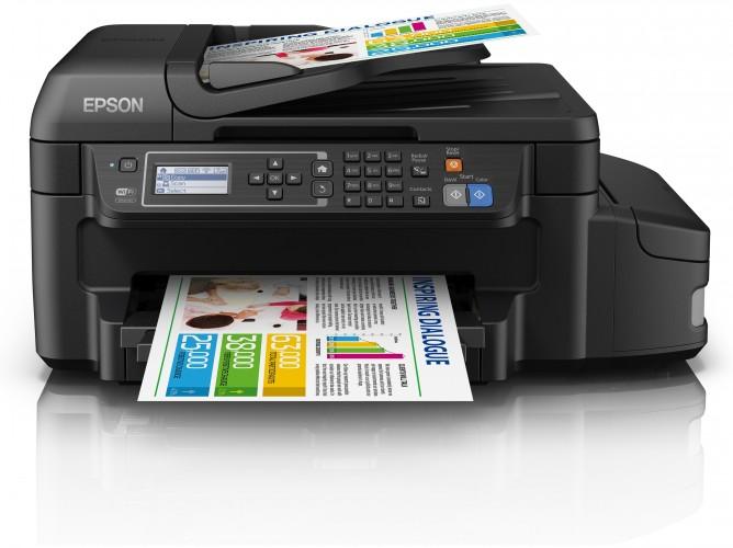 Epson erweitert seine Range an EcoTank-Druckern