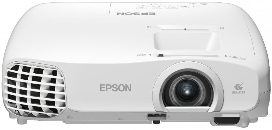 EPSON'DAN YENİ 3D OYUN PROJEKTÖRÜ: EH-TW5100