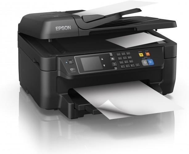 Epson introduceert betaalbare 4-in-1 kleureninkjetprinters voor kleine bedrijven en thuiskantoren