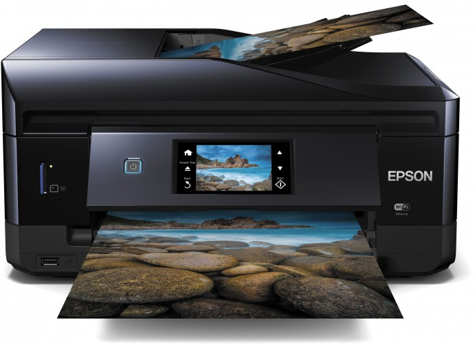 Epson lancerer 7 nye All-in-One-printere til hjemmet