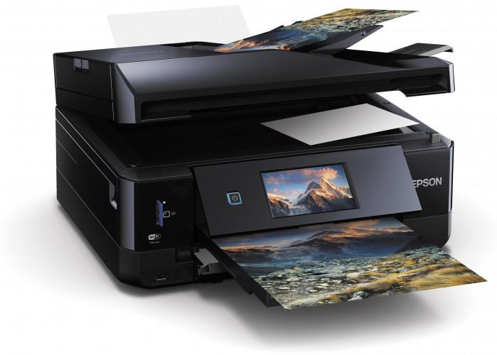 IFA 2015: Neue Serie universeller Drucker für zu Hause
