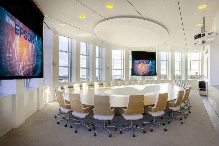 AVEX chooses Epson laser projectors