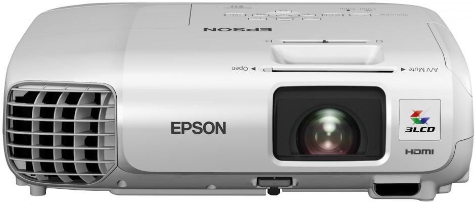 Epson'un Projektör Sektörü Liderliğinde 14. Yılı