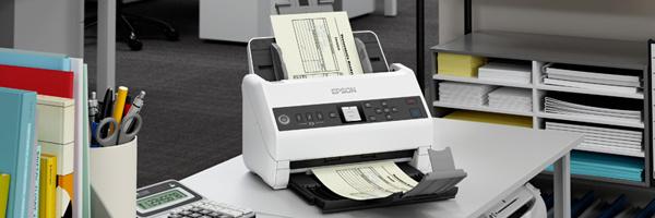 Epson dévoile son nouveau scanner professionnel et répond aux attentes des entreprises en matière de dématérialisation