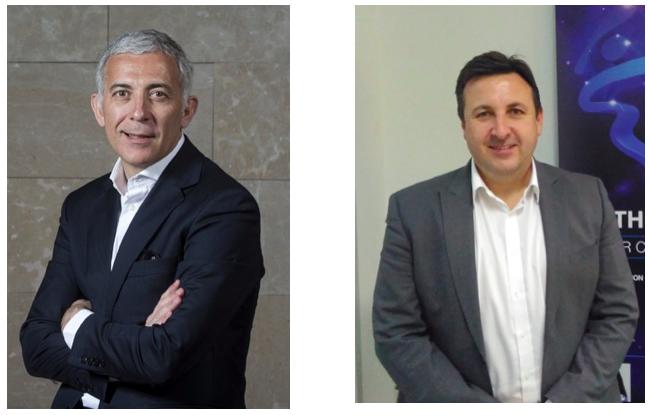Zwei neue Senior Executive Directors bei Epson Europa