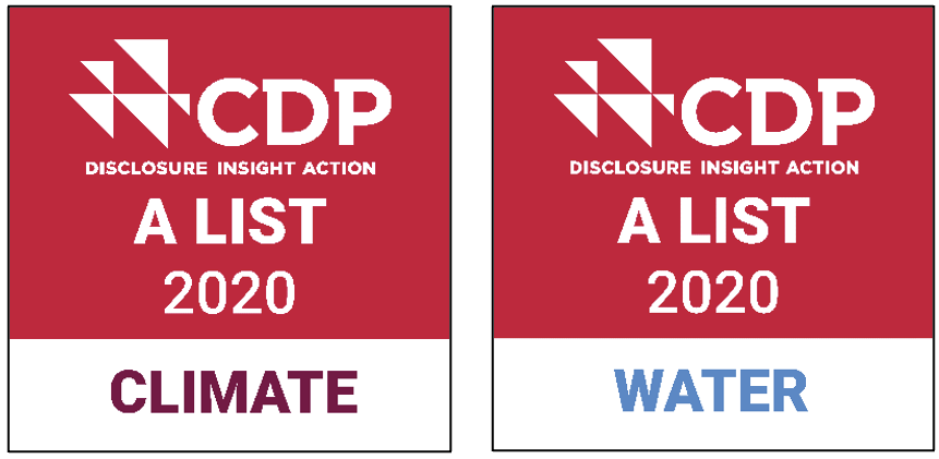 Epson erhält AA-Ranking des Carbon Disclosure Projects (CDP)