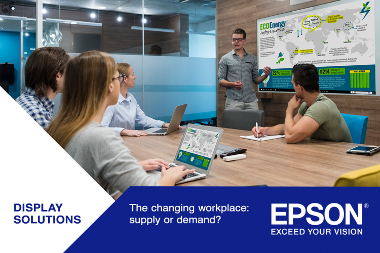 The changing workplace: supply or demand?