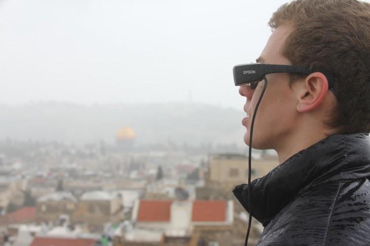 אפסון מכריזה על כניסת טכנולוגית המציאות הרבודה לתחום המוזיאונים והתרבות