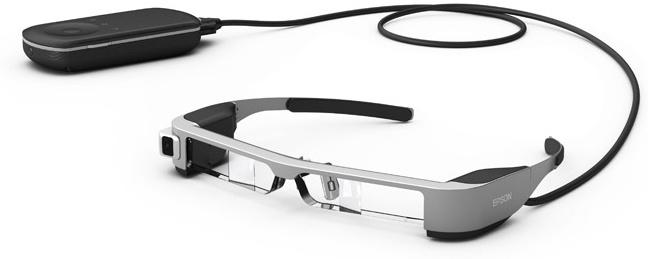 Epson indgår partnerskab med DJI for at udvikle Augmented Reality Smart Eyewear løsninger til dronepiloter