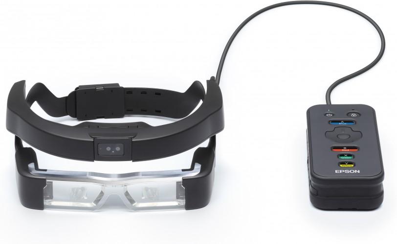 Epson revoluciona o mercado industrial com os novos smartglasses Moverio Pro BT-2000