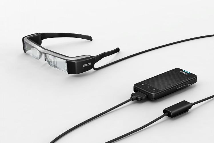 Epson y Droiders impulsan la innovación en el sector sanitario con las smartglasses Moverio