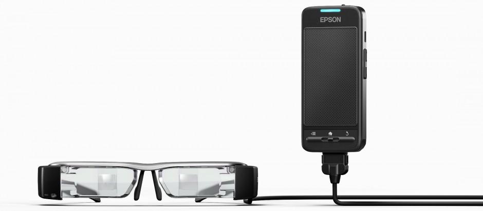 Veja o mundo à sua maneira com os óculos pioneiros e inteligentes Epson