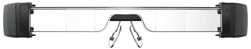 Epson kündigt neue Generation der Moverio Smart Glasses an