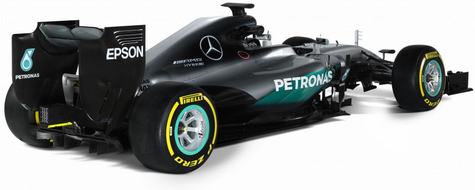 Epson i Mercedes-AMG Petronas Motorsport obilježavaju treću uzastopnu zajedničku pobjedu u Svjetskom prvenstvu F1